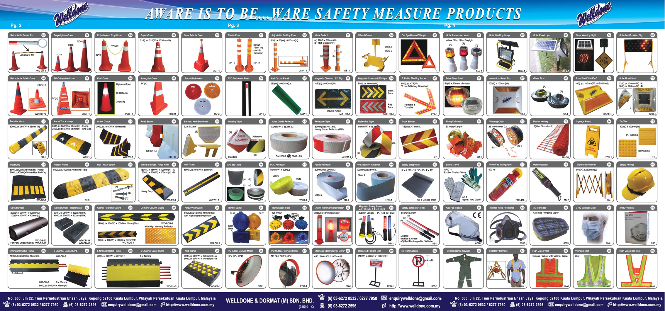 Traffic Safety Product Safety Accessories Washroom Product